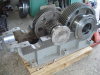 cone - cylindrical gearbox